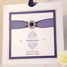 Allegra Wedding Day Invitation