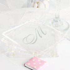 Personalised Acrylic Coasters