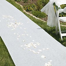 Fabric Aisle Runner