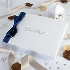 Ribbons Guest Book