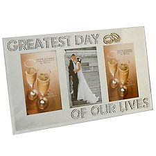 Greatest Day of Our Lives Photo Frame - DELETED