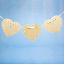 Heart Bunting