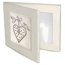 Love Birds Double Photo Frame