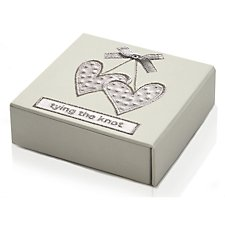 Tying the Knot Keepsake Box
