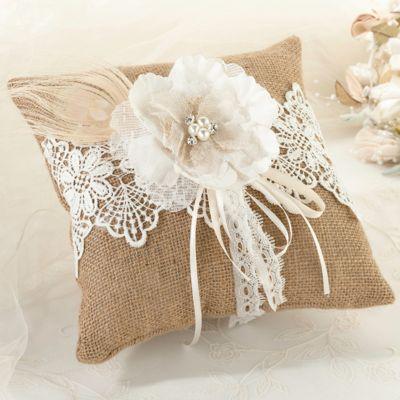 Wedding Ring Pillows Wedding Ring Bearer Cushions Boxes