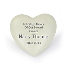 Plain Heart Memorial