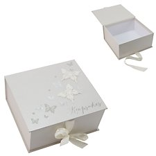 Wings of Love Butterfly Keepsake Box