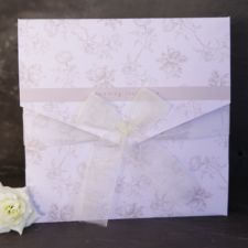 Bella Wedding Day Invitation