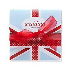Cool Britannia Wedding Day Invitation