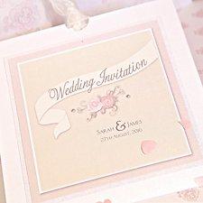 Celebrate Wedding Day Invitation