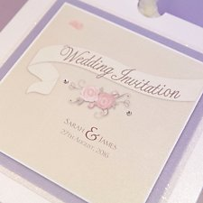 Celebrate Wedding Day Invitation