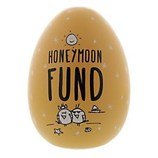 Honeymoon Fund Large Eggcellent Egg