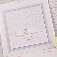 Felicity Wedding Day Invitation