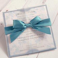 Jasper Wedding Day Invitation