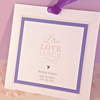 Heart Wedding Invitations Heart Invites Shop By Theme