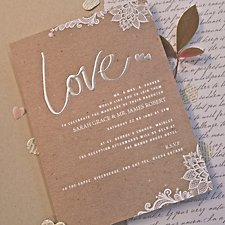 Love Day Invitation