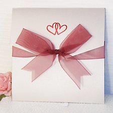 Valentine Wedding Day Invitation by Mandalay