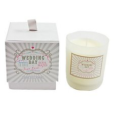 Wedding Day Green Tea & Jasmine Candle