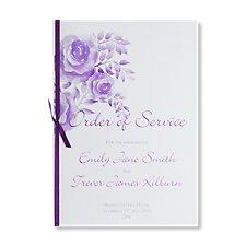 Amelie Order of Service