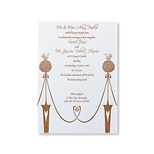 Birds and Bays Day Invitation