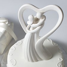 Infinite Love Cake Topper
