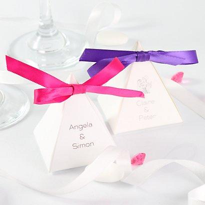 Wedding Favours Boxes Bags Wedding Ribbon Unique Favours