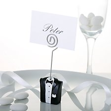 Tuxedo Place Card Holders