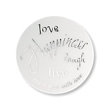 Silver Love & Happiness Seals