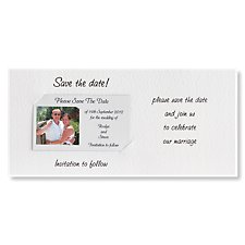 Picture Perfect Save the Date Magnet