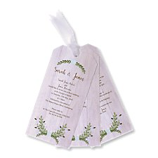 Free samples available on all wedding invites flora wedding day invitation stopboris Images