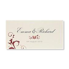Liria Wedding Day Invitation