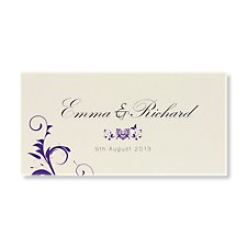 Liria Wedding Evening Invitation