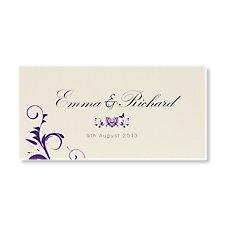 Wedding Evening Invitations Stationery Vintage Post Card Pks Of 10