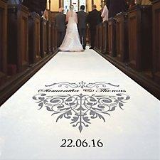 Wedding Aisle Runners Personalised Aisle Runners