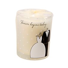 Suit & Dress Vanilla Candle