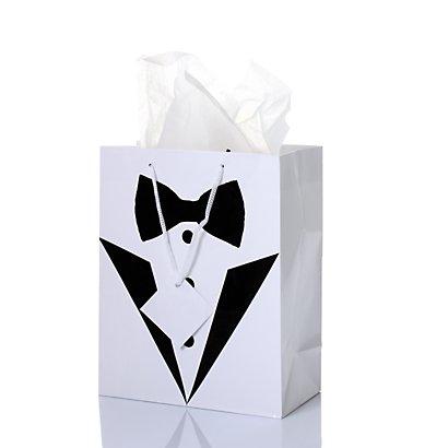 Tuxedo Gift Bag Wedding Gifts For Her