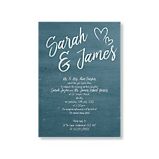 Free samples available on all wedding invites vintage chalkboard wedding day invitation stopboris Images