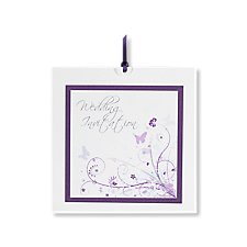 Wonderland Wedding Day Invitation